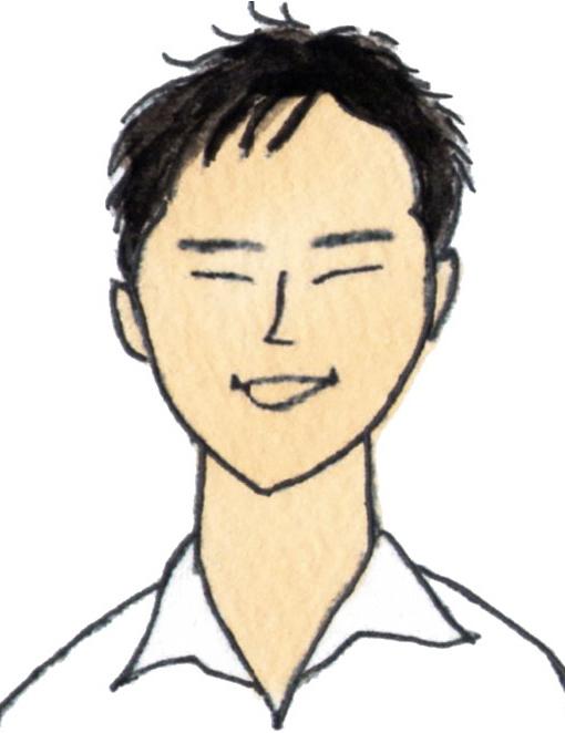 笹沼 瞬(ささぬましゅん)のイメージ