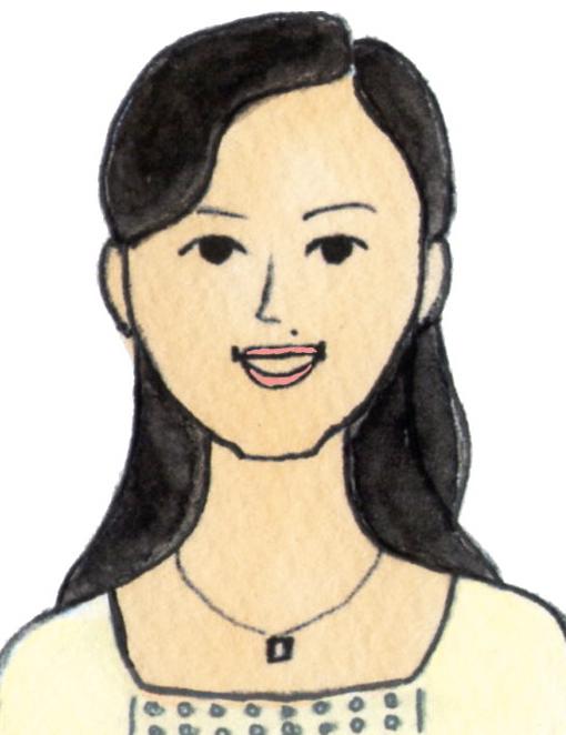 代表 高澤 留美子(たかさわるみこ)のイメージ
