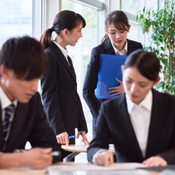 新入社員向けの社内研修も、助成金の対象となることをご存知ですか?